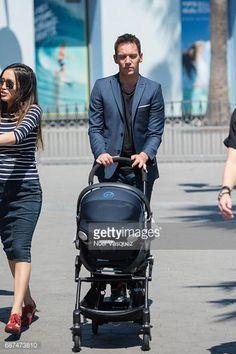 JRM visits Extra at Universal Studios Hollywood May 23 2017  Jonathan Rhys Meyers #jonathanrhysmeyers #jrm
