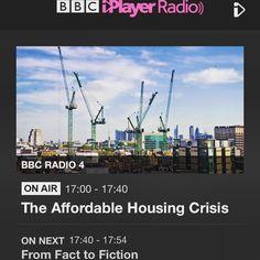 #bbc #wearelistening #affordable #housing #crisis #interesting #recommend #radio #iplayer #radio4