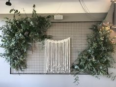 Loved creating this foliage wall installation at the field kitchen in holt! Wedding Thank You, Wedding Day, Blooms Florist, Wall Installation, Nursery, Outdoor Structures, Mood, Fresh, Flowers