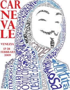 Milton Glaser, Carnevale, 2009
