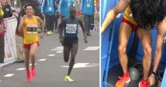 Athlete Suffers Explosive Diarrhoea During Half-Marathon, Still Wins His Category Cool Hair Color, Hair Colors, Pick And Mix, Abdominal Pain, What Can I Do, Running Shorts, Hollywood Actresses, Best Funny Pictures, Cool Hairstyles