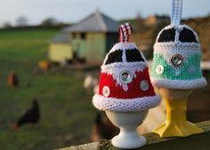 VW Campervan Egg Cosy pattern