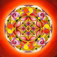 Open Heart Mandala, a personal favorite!