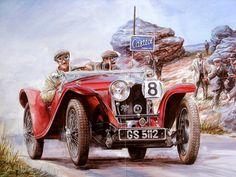 Autos Retro-vintage de Vaclav Zapadlik