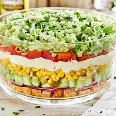 Salad Recipes Low Carb, Pasta Salad Recipes, Healthy Recipes, Party Food To Make, Anti Pasta Salads, Food Inspiration, Dinner Recipes, Food And Drink, Cooking Recipes