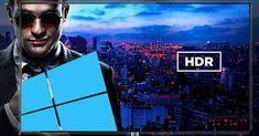 Come attivare e configurare l'HDR in Windows 10 Windows 10, Hdr, Monitor, Movies, Movie Posters, Tecnologia, Films, Film Poster, Popcorn Posters