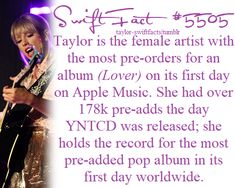 taylor swift facts Taylor Swift Blog, Taylor Swift Hair, Long Live Taylor Swift, Taylor Swift Facts, Taylor Swift Quotes, Taylor Alison Swift, 5sos Facts, Katy Perry, Pop Albums