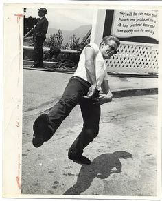 James Dean. - Best photo ever!