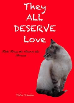 Available now-Thirty-four heartwarming true stories about our feral/stray/farm kitties. Each kitty has it's own story to tell.