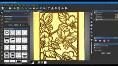 Carveco Maker Vbit carving how to make vectors from a picture + new SVG ...