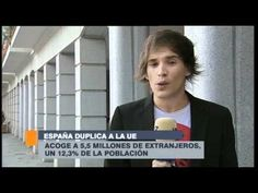 La inmigración en España - Fernando López para Informativos VEO7 TV
