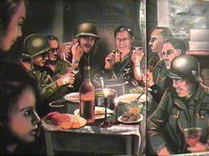 Los protagonistas del cuento de Navidad de la II Guerra Mundial se reunieron 50 años más tarde