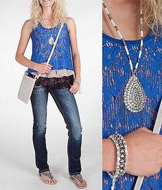 """Blue Me Away"" #buckle #fashion  www.buckle.com"