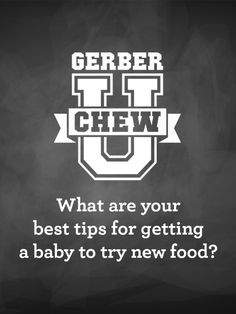 Your go-to resource for helping you raise a happy and healthy baby. Learn about Gerber baby foods and get tips and advice during your pregnancy. 8 Month Olds, 1 Year Olds, Baby Food Recipes, New Recipes, The Joys Of Motherhood, Cooking With Kids, Infant Activities, Kids Nutrition, Kids Meals