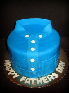 This adorable Father's Day Cake is a must. Brought to you by Shoplet.com - everything for your business.