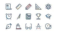 Free-School-Icons