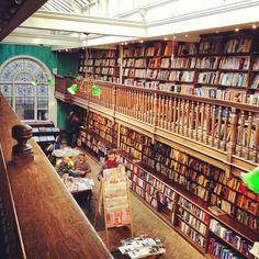 Daunt Books in Marylebone, Greater London