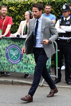 The Most Stylish Men at the 2016 Wimbledon Tournament Photos   GQ
