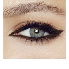 ROCK 'N' KOHL (£20) ❤ liked on Polyvore featuring beauty products, makeup, eye makeup, eyeliner, eyes and pencil eyeliner