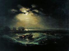 Art et glam: Peintre : William Turner / Joseph Mallord William Turner