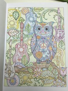 Creative Haven: Owls 9