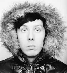 Phil's eyes are literally brighter than my future.♡ << same tbh