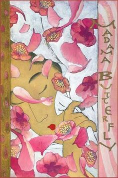Madame Butterfly poster by John Martinez Vintage Advertising Posters, Vintage Advertisements, Vintage Posters, Butterfly Project, Madame Butterfly, Girly, I Believe In Pink, Commercial Art, All Poster