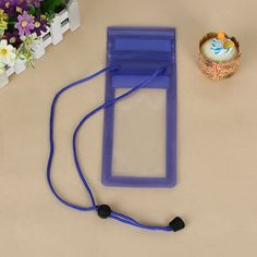 Waterproof Phone Bags Pouch with Strap