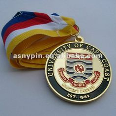 Custom sport medals and trophys with personalized logo