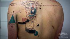 I tatuaggi di Expanded Eye