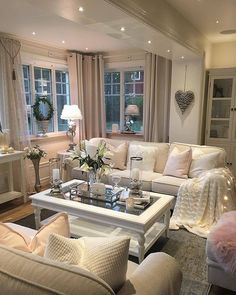 36 Light Cream And Beige Living Room Design Ideas More See OIE