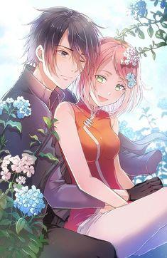 #Sasuke & #Sakura