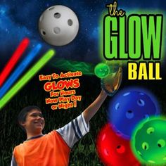 The Glow Ball - 3 Pack