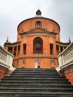 The Gorgeous Basilica d'San Luca~ Bologna, Italy #Blogville
