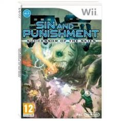 Sin And Punishment Successor Of The Skies Game Wii | http://gamesactions.com shares #new #latest #videogames #games for #pc #psp #ps3 #wii #xbox #nintendo #3ds