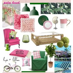 """Palm Beach Chic"" by barngirl on Polyvore"