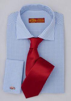 camisa azul corbata - Buscar con Google