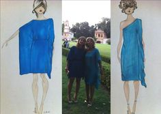 dresses for mother and daughter