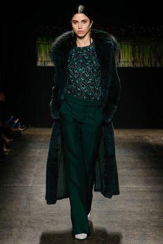 Sfilata J. Mendel New York - Collezioni Autunno Inverno 2016-17 - Vogue