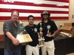 n May, Local 13 Nevada hosted the Western States Apprentice Contest (WSAC) featuring 29 contestants representing six Local Unions. From left, PCC Instructor Doug Strokes, 1st place PCC winner Manuel Venecia, and contestant Noel Bermudez.
