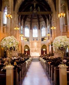 One day, I will get married in a church like this.