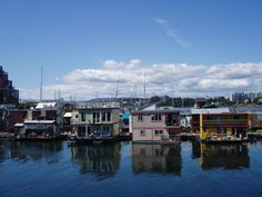 Fisherman's Wharf Vacation Rentals in Victoria BC | Short Term Furnished Rentals in Victoria
