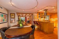 Ethan Allen Adjustable Leaf Dining Room Table #EthanAllen #Modern