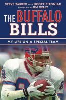 The Buffalo Bills : my life on a special team