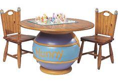Winnie the Pooh Table Set