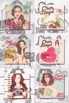 Cher Lloyd covers