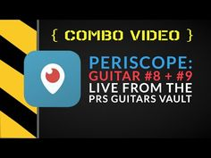 "Selecting Wood for ""Periscope Guitars"" #8 & #9 | PRS Guitars - Tronnixx in Stock - http://www.amazon.com/dp/B015MQEF2K - http://audio.tronnixx.com/uncategorized/selecting-wood-for-periscope-guitars-8-9-prs-guitars/"