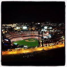 St Louis Cardinals & Busch Stadium