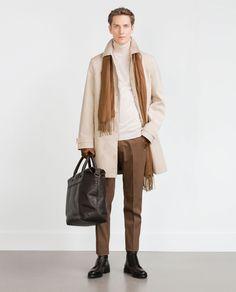 Lenços | Proteja-se dos ares do outono #Zara