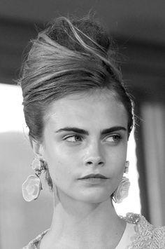 45 · #Cara Delevingne #Oscar de la Renta